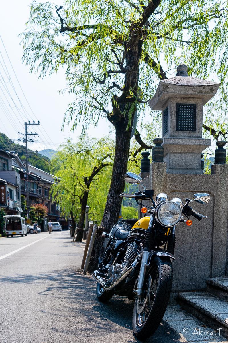 2019 夏のソロツーリング -2- 「城崎温泉」_f0152550_18453727.jpg
