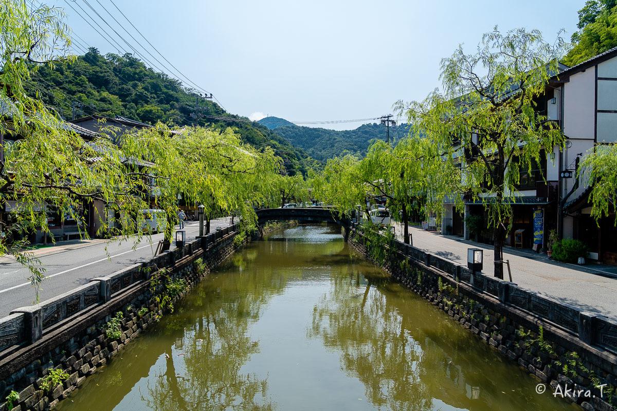 2019 夏のソロツーリング -2- 「城崎温泉」_f0152550_18454497.jpg
