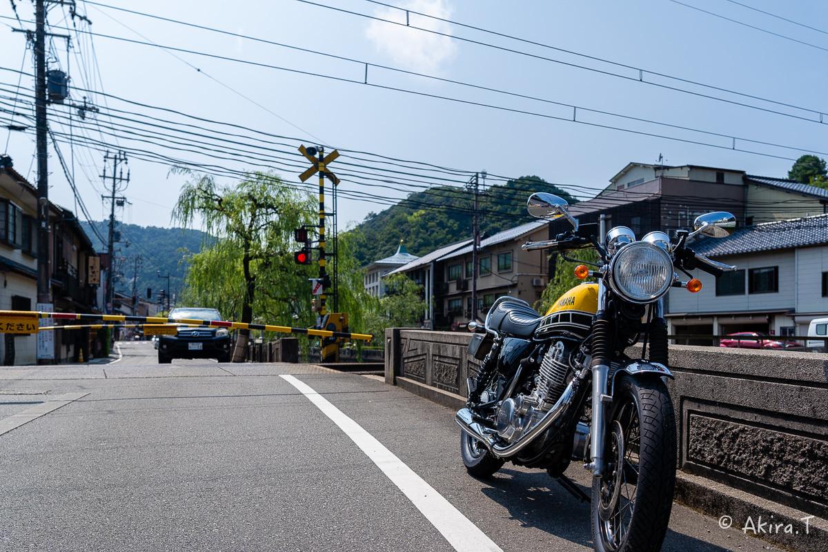 2019 夏のソロツーリング -2- 「城崎温泉」_f0152550_18455854.jpg