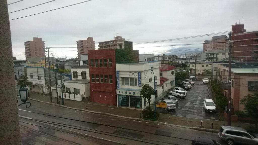 函館十字街の写真。まちづくりセンターも。映画さよならくちびるの函館ロケ地は、生協前近く_b0106766_15175985.jpg