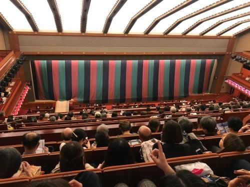 歌舞伎座 「一幕見席」_a0289775_17363492.jpg