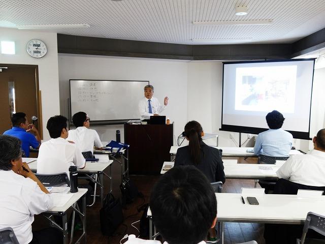 静岡県 島田市にて二宮社長の講演がありました_e0190287_15064417.jpg
