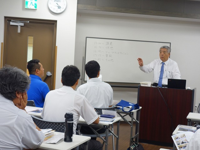 静岡県 島田市にて二宮社長の講演がありました_e0190287_15064713.jpg