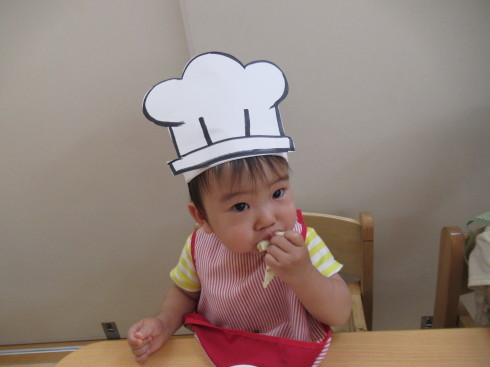 【南品川園】大きなPizza!_a0267292_15125147.jpg