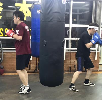 ボクシングジム_a0134296_08303434.jpg