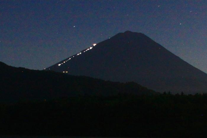 令和元年8月の富士(20)西湖根場浜からの富士_e0344396_18233941.jpg