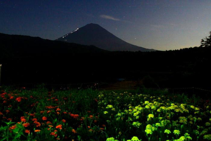 令和元年8月の富士(20)西湖根場浜からの富士_e0344396_18241047.jpg