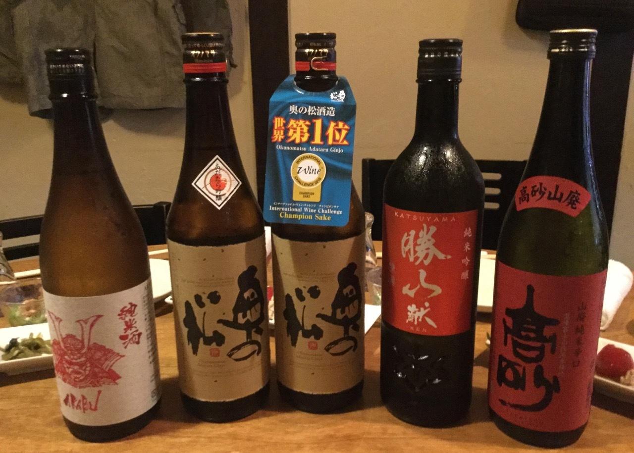 【第25回/日本酒を味わい尽くす会】_d0016397_18015629.jpg