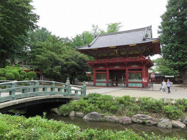 根津神社(新江戸百景めぐり㉕)追記_c0187004_15300370.jpg