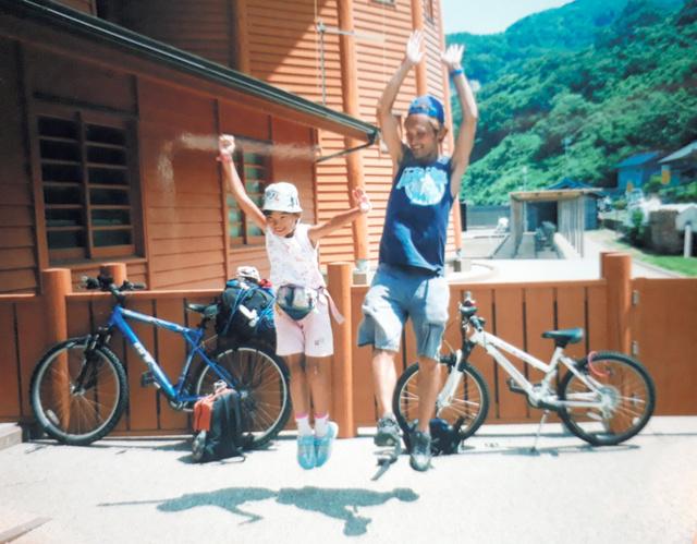学校行かなくなった娘の「居場所」 父が誘った自転車旅_f0300216_04143619.jpeg