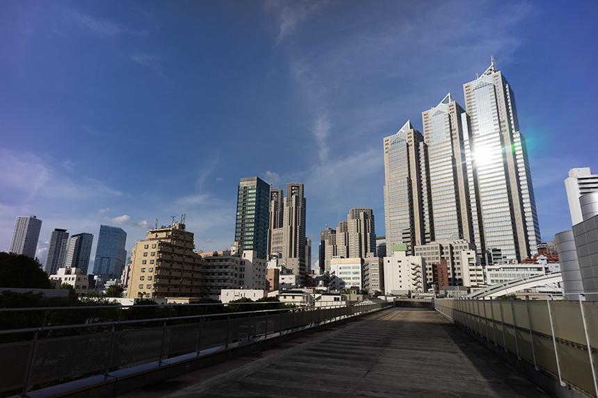 真夏の西新宿_b0058021_10491336.jpg