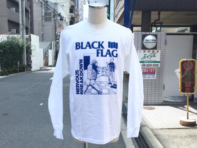 「 BLACK FLAG & Levi\'s STA-PREST 」_c0078333_13452156.jpg