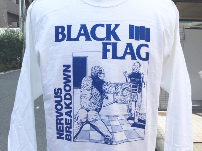 「 BLACK FLAG & Levi\'s STA-PREST 」_c0078333_13452345.jpg
