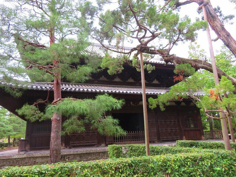 京都大徳寺の紹介20190822_e0237645_18555244.jpg