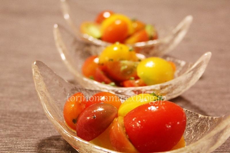 頂きもののお野菜で_e0360552_20455848.jpg