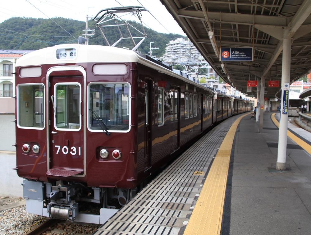 阪急7031F 箕面線_d0202264_8425430.jpg