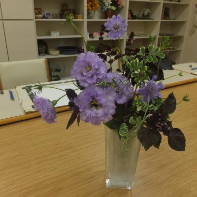 オークリーフ(絵画教室の花3)_f0049672_12041640.jpg