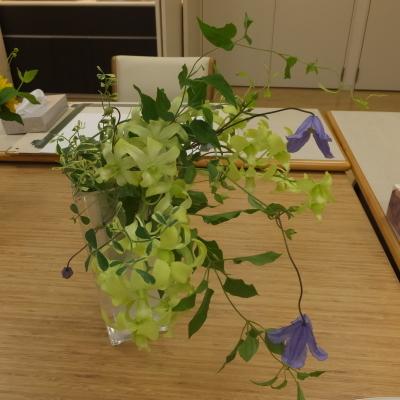 オークリーフ(絵画教室の花3)_f0049672_12041918.jpg