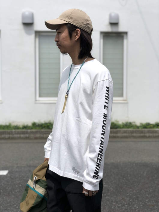 White Mountaineering - 2019 A/W Recommend Style._f0020773_2042152.jpg