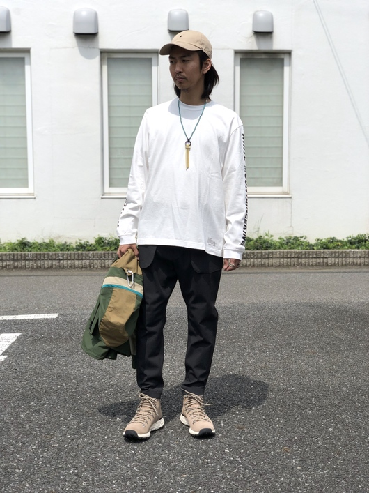 White Mountaineering - 2019 A/W Recommend Style._f0020773_204231.jpg