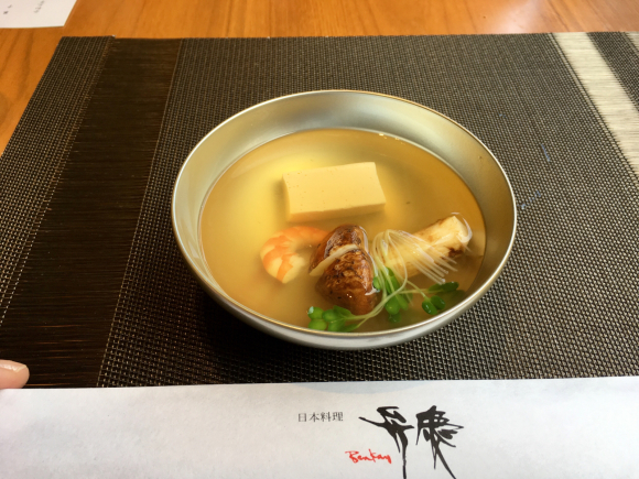 ホテル日航大阪・日本料理弁慶_d0339676_16151045.jpg