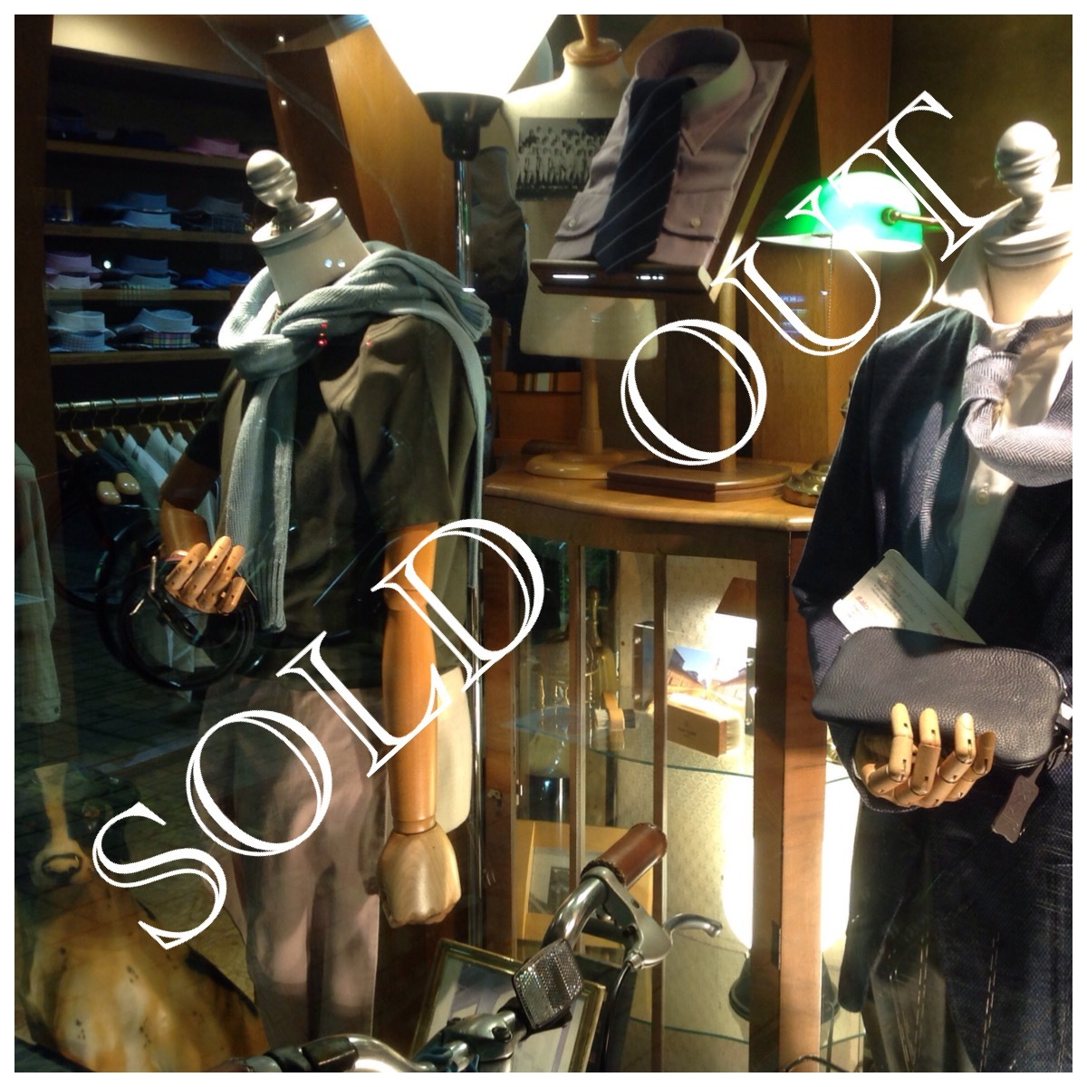 SOLD OUT と 新生姜 と 追加  ODER SUIT と ETC (o^^o)_f0039487_11365703.jpg