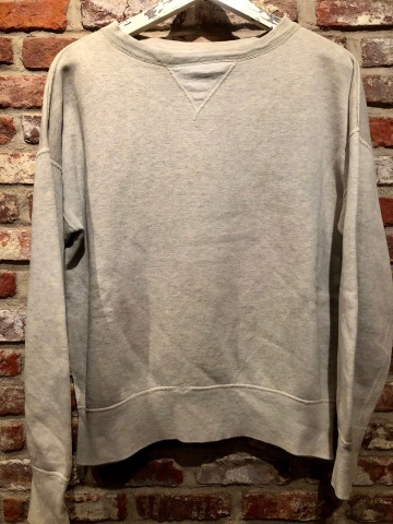 "1950s "" TRIPLE WEAR \"" ALL cotton ‐ V-GUSSET - VINTAGE C/N SWEAT SHIRTS ._d0172088_18223342.jpg"