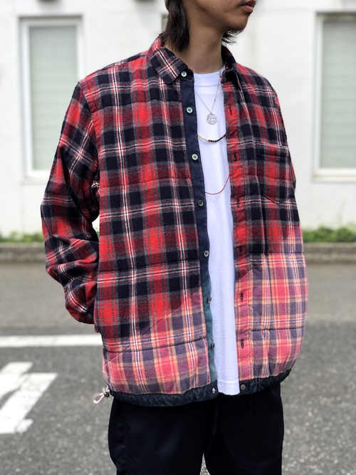 sacai - Gradation Shirts_c0079892_20522536.jpg
