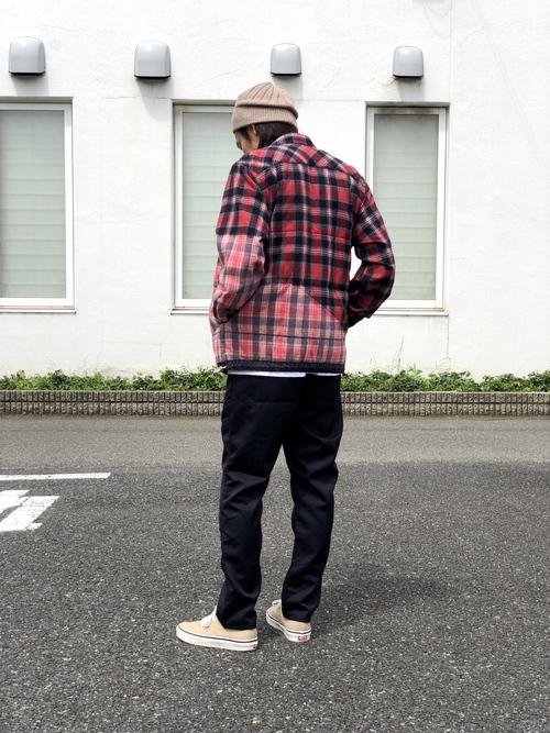 sacai - Gradation Shirts_c0079892_2052434.jpg