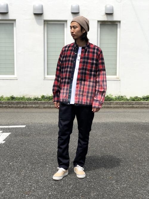 sacai - Gradation Shirts_c0079892_2052615.jpg