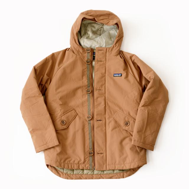 ◯Patagonia [パタゴニア正規代理店] Boys\' Insulated Isthmus Jacket [68045] ボーイズ・インサレーテッド・イスマス・ジャケット_f0051306_18441778.jpg