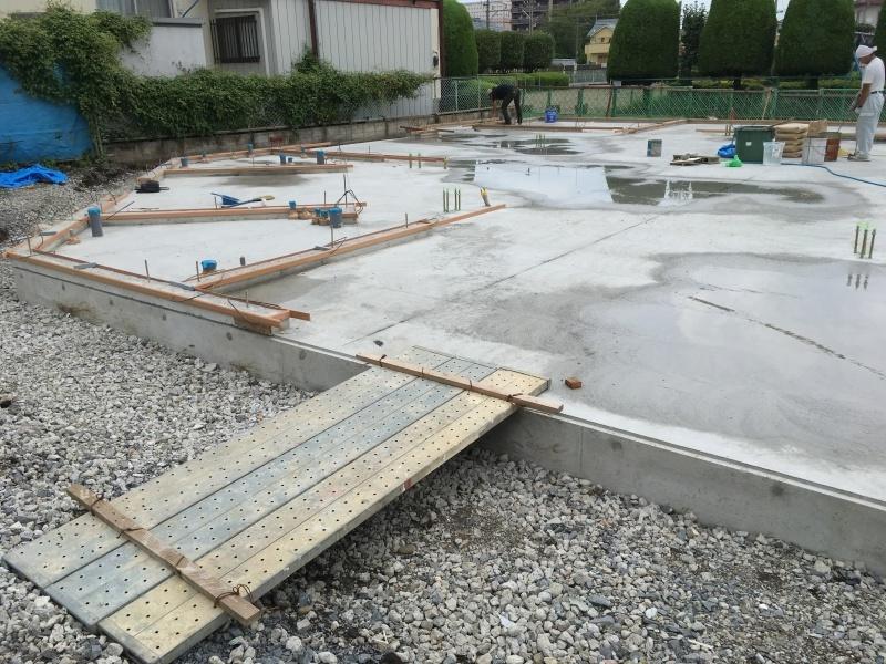 建て方までの準備(N教会)_d0086022_15001729.jpg