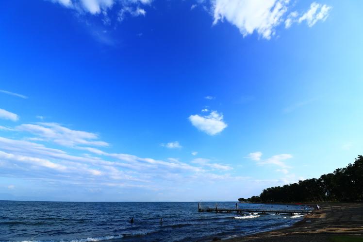 奥琵琶湖でのんびり 滋賀旅行_f0209122_10455958.jpg