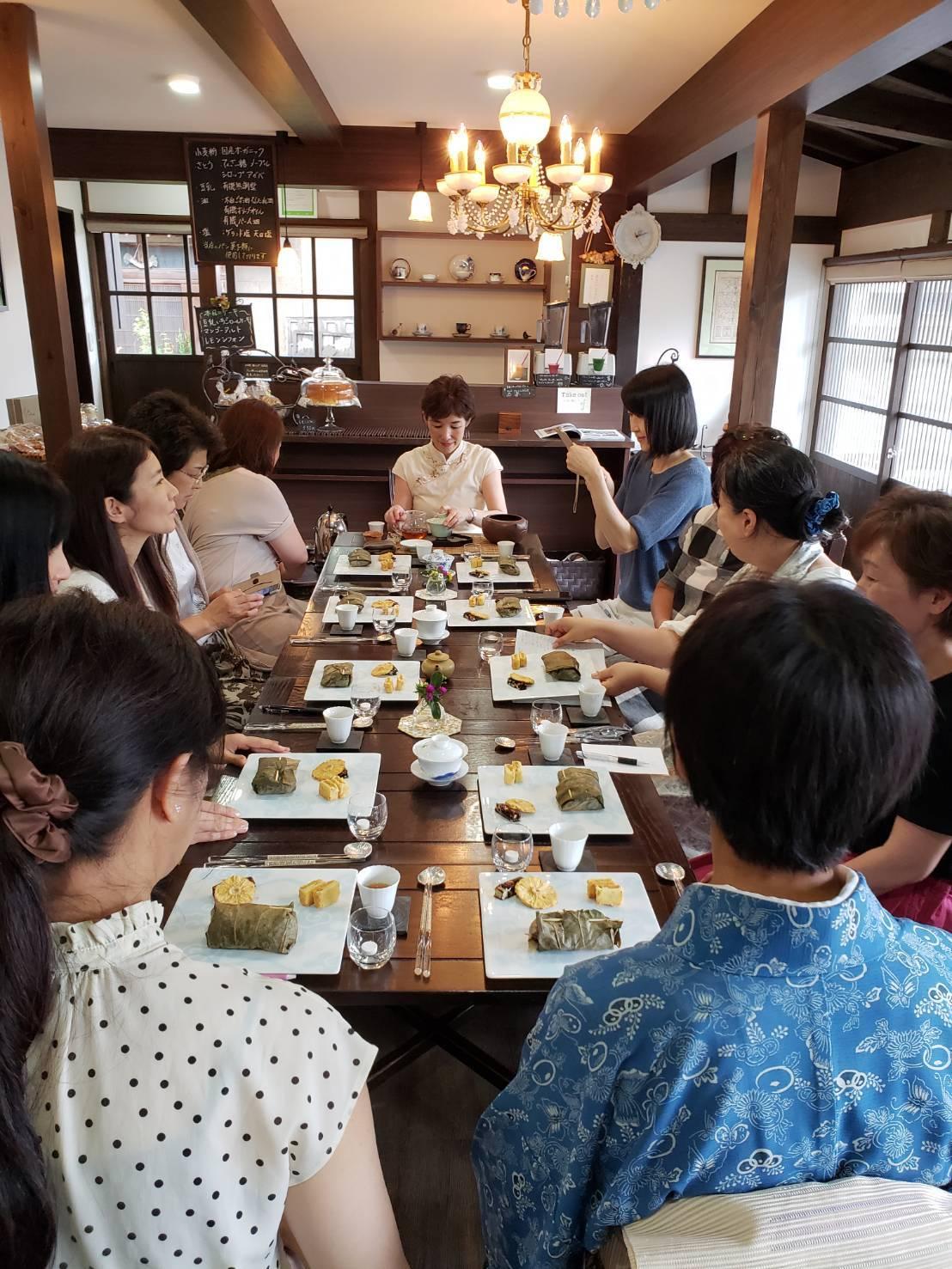 中国茶会@秋田 しょくでんぷの里_a0169924_15083015.jpeg