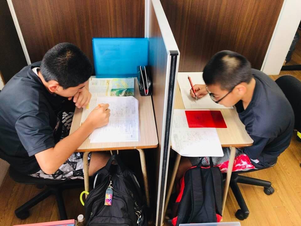 【沖縄東】テスト対策 午前の部_b0219726_11490245.jpg