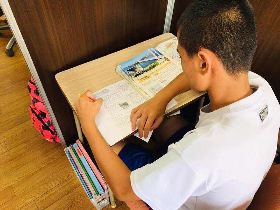 【沖縄東】テスト対策 午前の部_b0219726_11491181.jpg