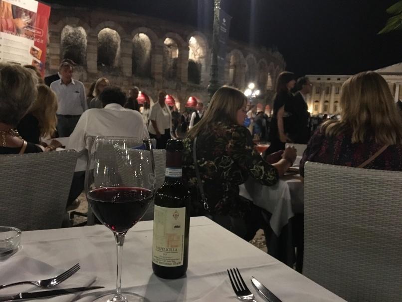 2019夏のイタリア旅行記20 アレーナの野外オペラ_d0041729_22441238.jpg