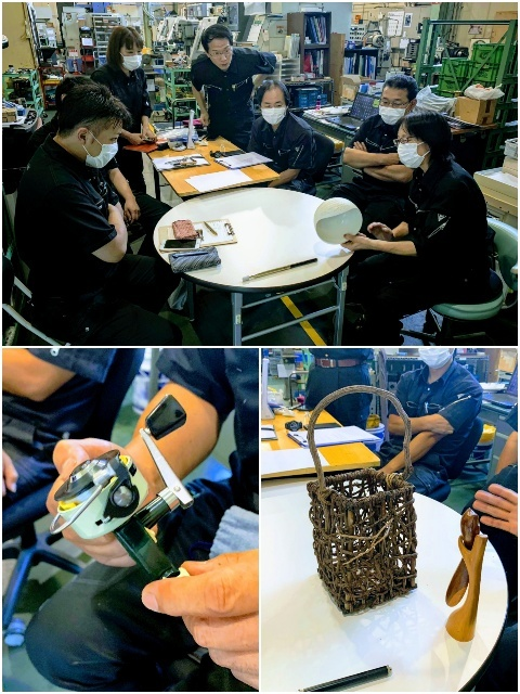 8/24(土)  Arts & Crafts_a0272042_11590424.jpg