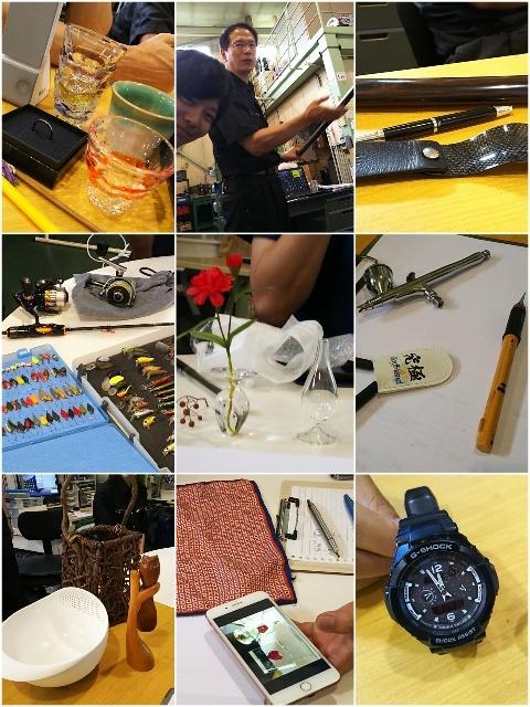 8/24(土)  Arts & Crafts_a0272042_11590440.jpg