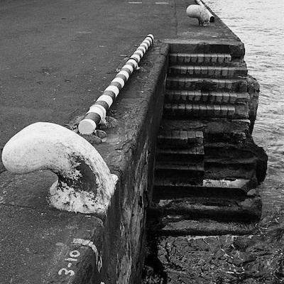 昔々、横浜で。/山下埠頭の夜はふけて──ミナトの親父_c0109850_17145896.jpg