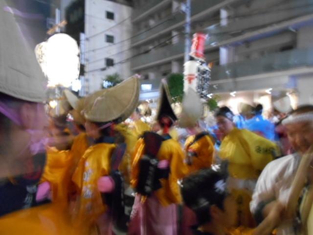 東京の夏の最後を飾る阿波踊り_b0050651_09172949.jpg