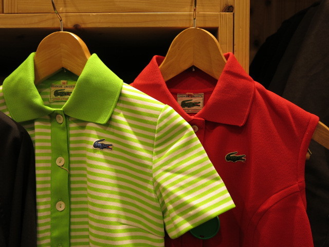 """LACOSTE / MADE IN FRANCE #4\""ってこんなこと。_c0140560_09023622.jpg"