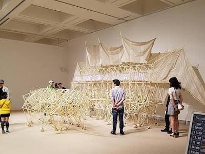 テオ・ヤンセン展に行ってきました<札幌芸術の森>_a0293265_15275381.jpg