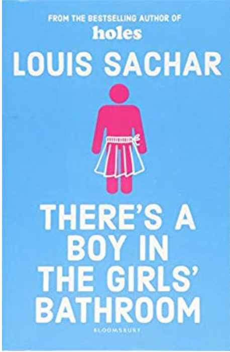 32.THERE'S A BOY IN THE GIRLS' BATHROOM : LOUIS SACHAR - Lovely Days
