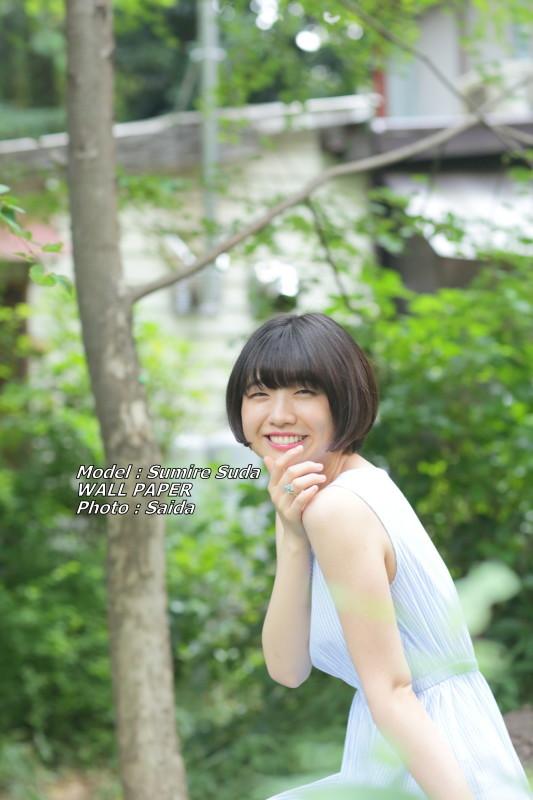 須田スミレ ~井の頭公園 / WALL PAPER_f0367980_23570266.jpg
