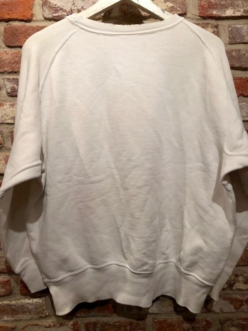"""Early 1950s \"""" UNKNOWN \"""" ALL cotton - フリーダムスリーブ - VINTAGE C/N SWEAT SHIRTS ._d0172088_18092804.jpg"""