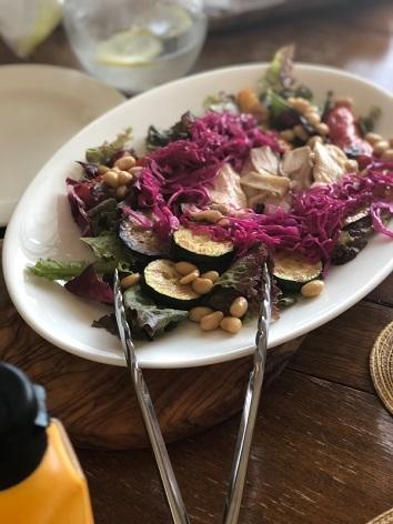 【クスパ公式Instagram】デリ風サラダを取り上げて頂いてます_f0361692_12303871.jpg