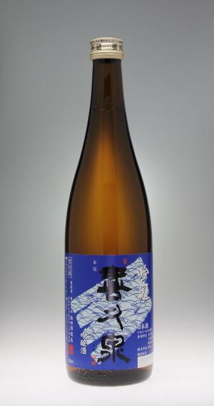 吟冠 喜久泉 吟醸酒[西田酒造店]_f0138598_20521108.jpg