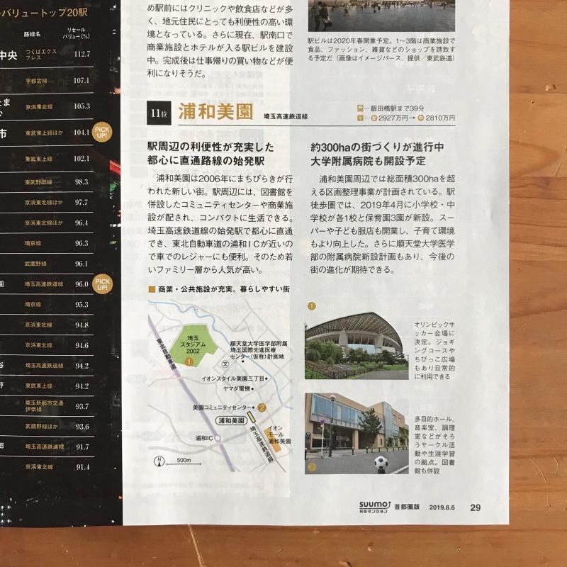 [WORKS]SUUMO新築マンション首都圏版 首都圏の街 資産価値BEST100_c0141005_09545924.jpg