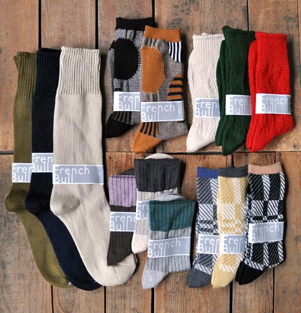 フレンチブルのAWコレクションの靴下が入荷しております_d0193211_16383646.jpg